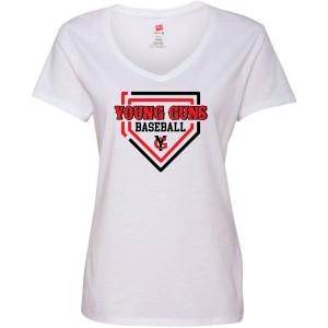 YoungGuns - Ripken T-Shirt V-Neck
