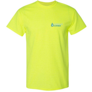 T-Shirt - Safety Green