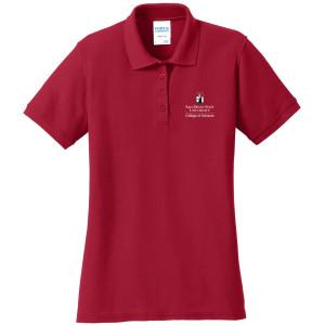 SDSU COS Ladies Short Sleeve Polo
