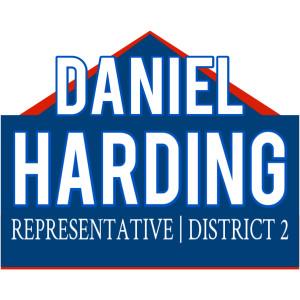Big Campaign Sign, Political – 48 x 48 – Tags: elect, election, politics, state, state rep, representative, state representative, campaign