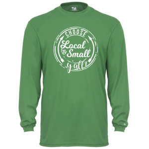 Performance Unisex Long Sleeve T-Shirt
