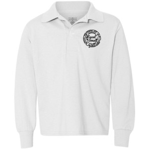 Classic Youth Long Sleeve Polo