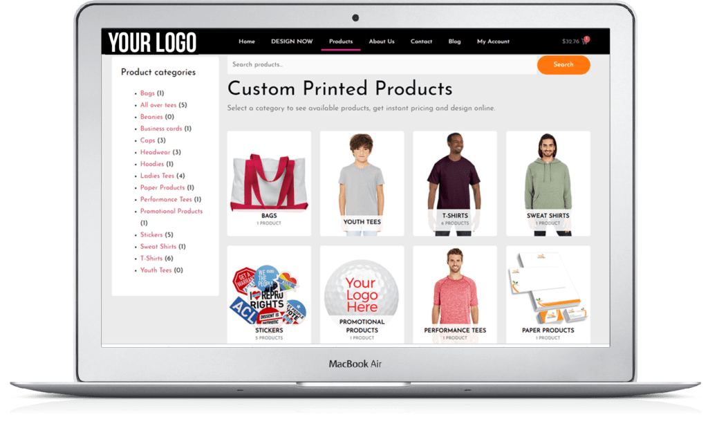 design online software for print companies
